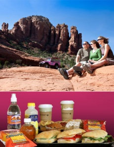 Sedona pink jeep tour discounts